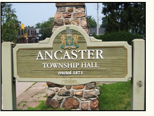 Ancaster Township Hall