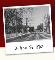Wilson St 1910
