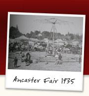 Ancaster Fair 1935