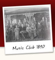 Music Club 1890