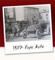 1902 Pope Auto
